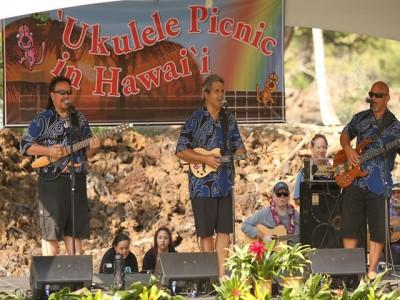 ウクレレピクニック・イン・ハワイ2016