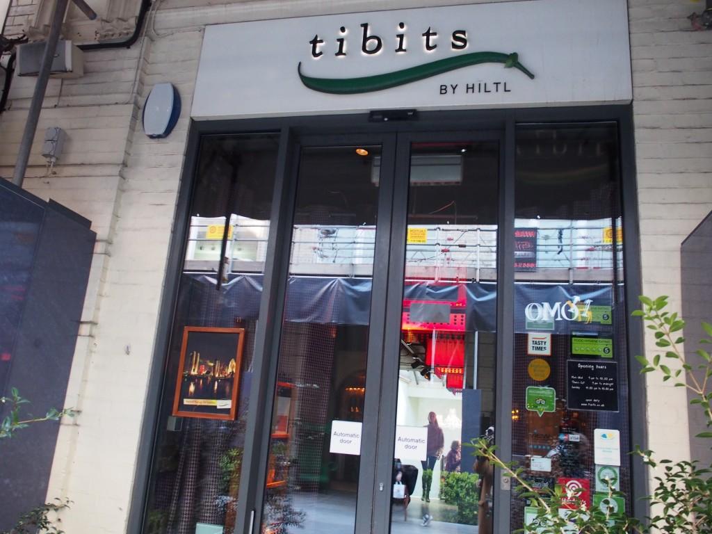 vegi restaurant tibits