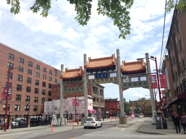 Chinatown-Vancouver