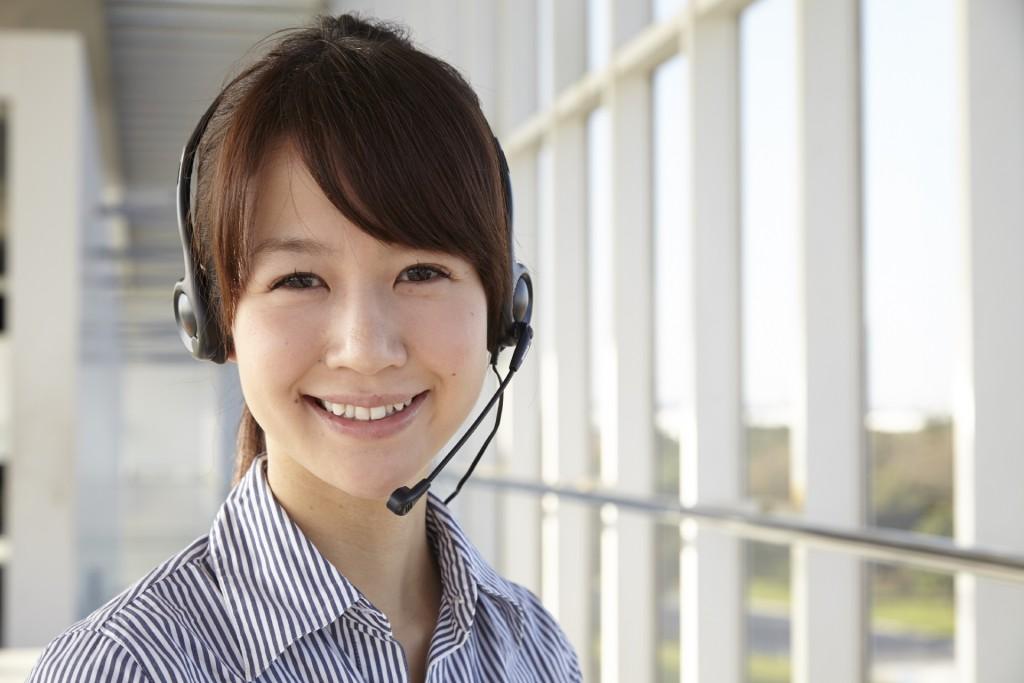 旅先で困っても安心。海外旅行先からも日本語で対応