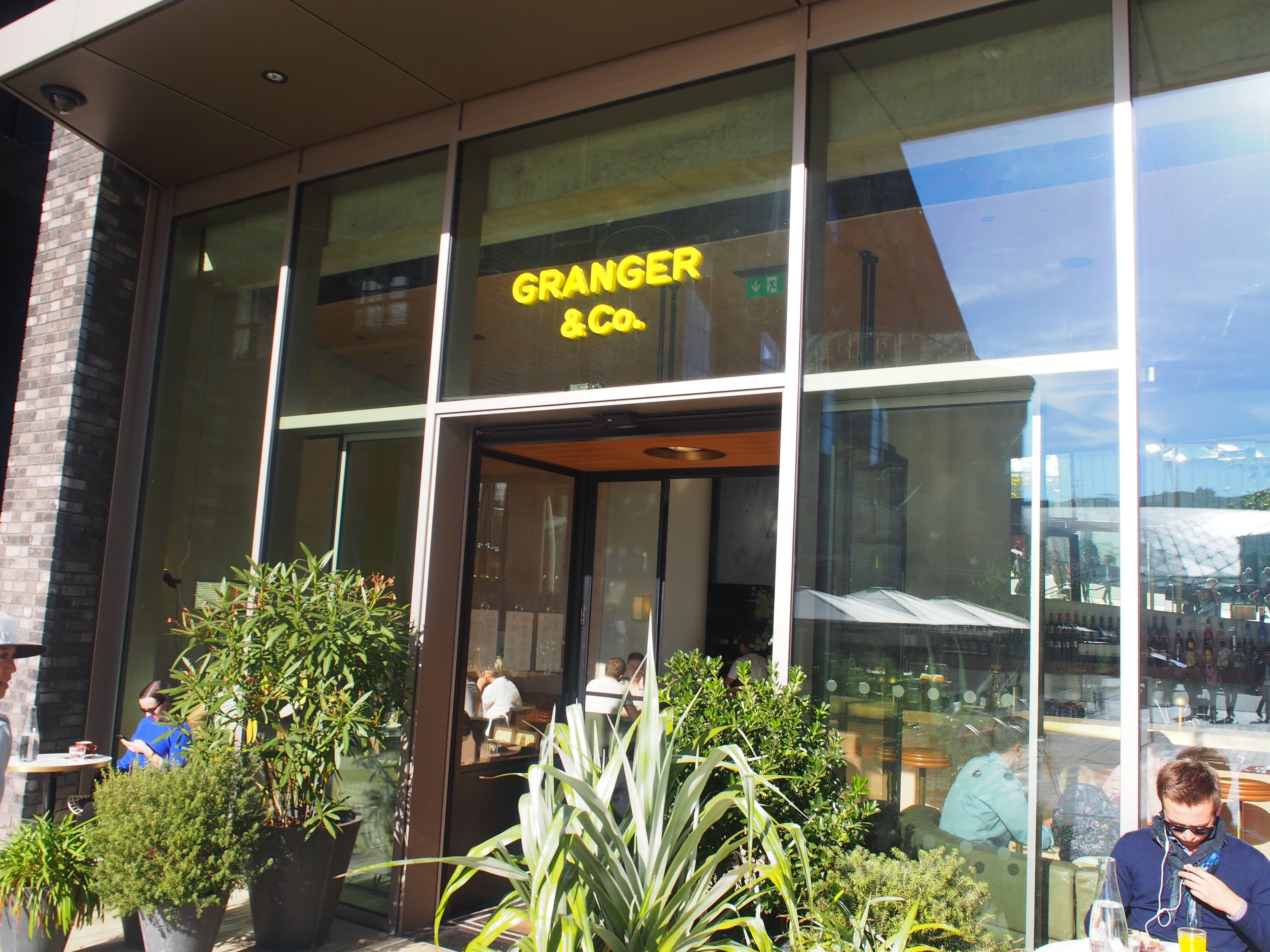 Granger&Co. King's Cross店