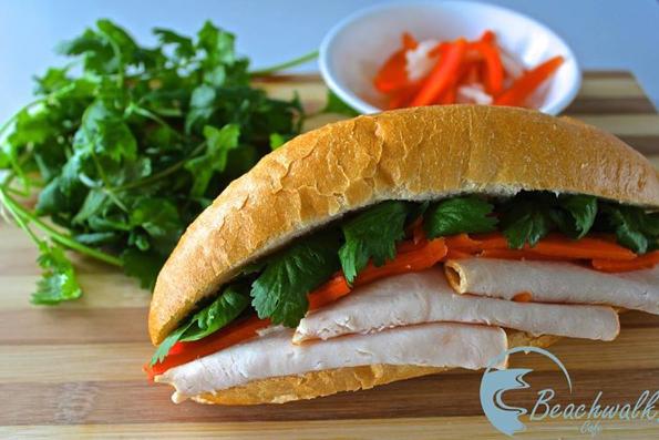 ベトナム風サンドウィッチ、バインミー